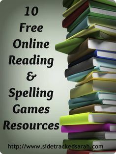 Free Online Reading Games
