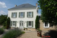 Maison de Maitre for sale in Poitiers, France : Splendid Maison de Maitre with a large extension providing a comfortable lounge Bordeaux, Poitou Charentes, Poitiers, Loft, French Property, Marble Fireplaces, House Roof, Double Bedroom, Second Floor