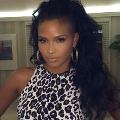 Cassie's natural look... luv it!!!