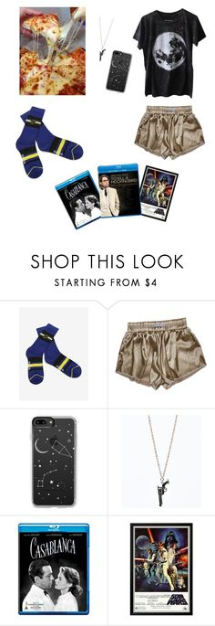 """""""Nothing like a movie night!"""" by bobthechob ❤ liked on Polyvore featuring Marvel and Casetify"""