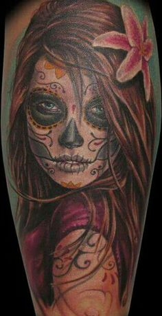 Wonderful La Catrina