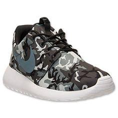 Men's Nike Roshe Run Print Casual Shoes