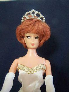 Camay Doll Titan Bubble Cut Barbie Clone