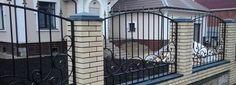 Кованые заборы и ограждения Одесса, Киев: цена, фото. - Художественная ковка Одесса Прессмаш