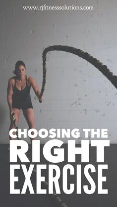 Scrolling through Pinterest you will find a lot of workouts. The rub is knowing whether or not the exercise in the workout are right for you and your goals. Try these tips to help you decide before your next workout: HIIT, Circuit Workout, WOD, Crossfit, Strength Training, Leg Day, Tabata and much, much more. #crossfitworkout #exercisefitness #healthychoices