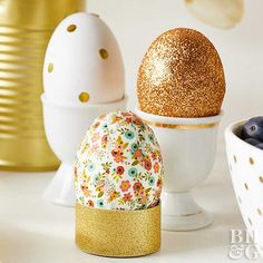 Celebrate Easter the best way—with brunch! We're sharing a stunning setup and so-easy recipes. Featuring glittery eggs and a washi tape flower wall, this easy party proves you can throw a gorgeous Easter brunch on a budget. Get simple DIY projects and pretty recipes—everything you need to celebrate Easter is right here.
