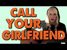 CALL YOUR GIRLFRIEND - Sarah Blackwood (Robyn)....Sooo sad but sweet at the same time!