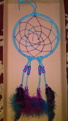 Check out this item in my Etsy shop https://www.etsy.com/listing/238847021/handmade-dream-catchers