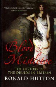 24,80€. Ronald Hutton: Blood and Mistletoe