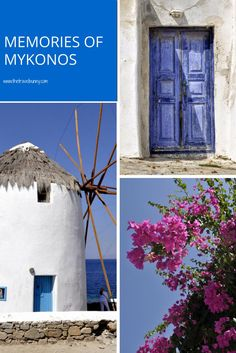 Tips for visiting Mykonos - Little Venice, those windmills and a fab little restaurant hidden away from the crowds.