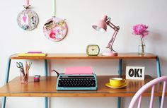 10 Organised Home Office ideas...
