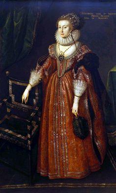 Elizabeth Stuart, Electress Palatine, c. 1620s
