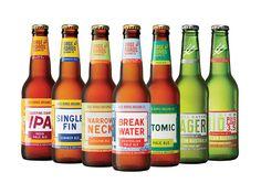 Swear Words — a design studio specialising in brand identity and packaging design. Beer Packaging, Packaging Design, Brand Identity, Branding, Brewing Company, Design Awards, Craft Beer, Beer Bottle, Sleep