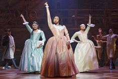 """Which """"Hamilton"""" Character Are You? - Theatre Nerds Anjelica Schuler"""