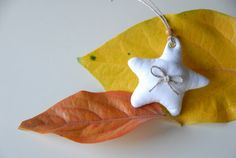 White star   Christmas Decor  Gift Idea for by RevesCreazioni