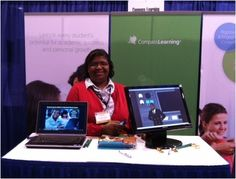Keishla at the Boys & Girls Club Conference in Orlando!