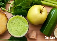Dr Oz's Green Drink Juice an easy healthy tasty way to start the day 110 calories and 3 Points Plus 30 Days of Juicing Juice Fest Click the image for more info. Healthy Smoothies, Healthy Drinks, Smoothie Recipes, Detox Drinks, Healthy Snacks, Green Smoothies, Healthiest Drinks, Simple Smoothies, Detox Juices