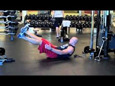 UberExercise: The Lower Abs Trifecta - The Lower Abs Trifecta (LAT) isn't an exercise per se, but rather a superset of 3 different lower abs exercises back-to-back, sans rest. LAT involves 3 consecutive lower ab-centric exercises in sequence: a) Ab Pulse Ups, detailed in depth here, b) Reverse Crunches, c) Ab V Holds.