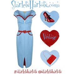 $69 PIN UP CLOTHING FOR PHOTOSHOOTS! STARLETSHARLOTS.COM
