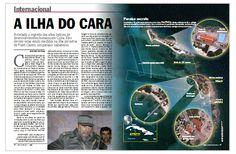 A ilha de de Fidel Castro