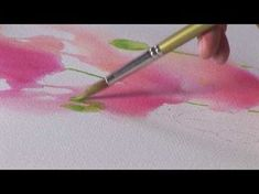 Loose Watercolour Poppies with Joanne Boon Thomas - 11:30 YouTube