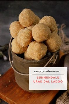 Recipe with video. Treat yourself with this healthy bites made with white lentil and jaggery! Wheat Free Recipes, Gf Recipes, Gluten Free Recipes, Baking Recipes, Indian Desserts, Indian Sweets, Indian Food Recipes, Clarified Butter Ghee, Recipe Share