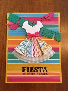 Fiesta Dress  (Pin#1: Apparel: Dresses... Pin+: Holidays/ Misc.).