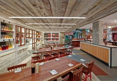 Farmers Fishers Bakers restaurant by GrizForm
