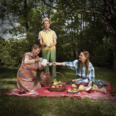 Joanna (od lewej) lubi biżuterię, cappuccino, ale najbardziej - przytulać się. Jan uwielbia malować i starannie pracuje nad każdym szczegółem, a Ewa najbardziej lubi tańczyć!