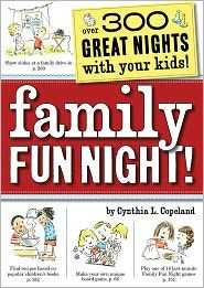 Family Fun Night: 372 Great Nights with Your Kids