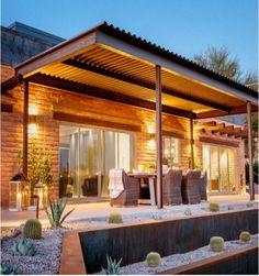 Metal Roof for Pergola Options | Pergola Gazebos