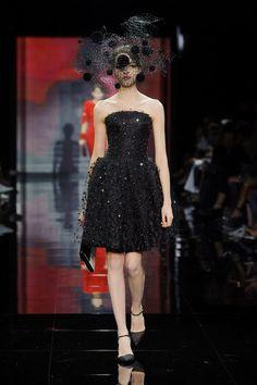 Pin for Later: Stick Around For Armani Privé's Grand Finale Giorgio Armani Privé Haute Couture Fall 2014