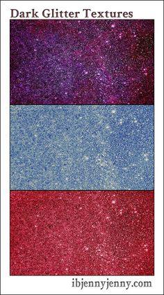 dark glitter by ibjennyjenny preview