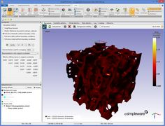 Simulation of elastostatic properties in new module +SOLID