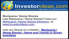 Investorideas talks to CEO of #Cannabis #MutualFund in the US, American Growth Fund Series Two AMREX