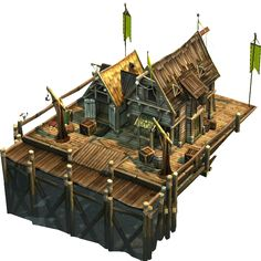 Small warehouse - Anno 1404 Wiki