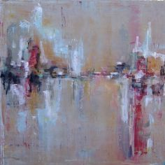 36 x 36 mixed media Jenny Schultz Fine Art