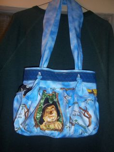 Scarecrow purse