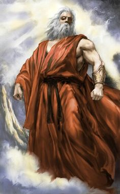 Uranus, who represented the sky, was one of the original deities of Greek mythology. He was the son of Gaia, the earth, who also became his wife. Together they had many children, including the Titans and the Cyclopes*