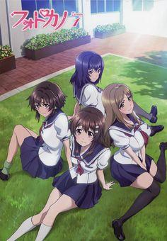 Photokano Anime Ger-Dub