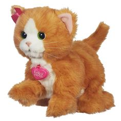 "FurReal Friends - Daisy Plays-With-Me Kitty Toy - Hasbro - Toys ""R"" Us"