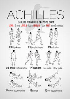Achilles Workout