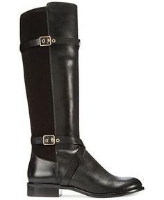 Cole Haan Women's Dorian Stretch Boots - Macy's