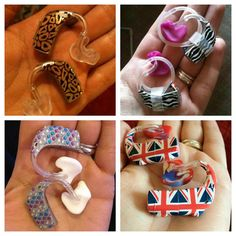 Add bling to your hearing technology!