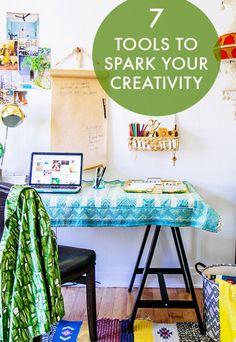 7 Tools to Spark Your Creativity   eBay