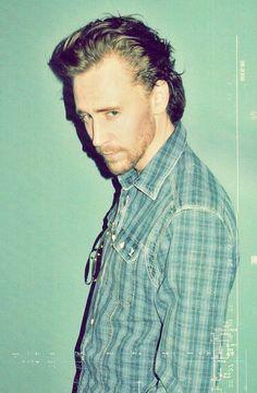 Tom Hiddleston. Thank you, poshy-posh Brits!!