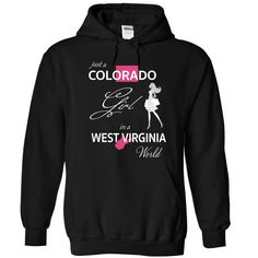 #Holidayt-shirts... Nice T-shirts  Worth :$39.ninety ninePurchase Now    Low cost Codes   View photographs & pictures of COLORADO GIRL IN WEST VIRGINIA WORLD t-shirts & hoodies:When you do not completely love our design, you possibly can SEARCH your favourite one ....
