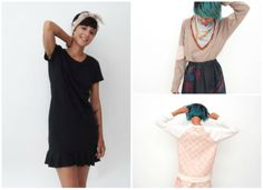 Urban, vintage inspired clothing and accessories - all handmade., in this lovely shop in Etsy: http://www.etsy.com/shop/ANNAKSHOP