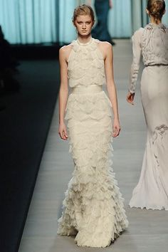 Rochas Fall 2005 Ready-to-Wear Fashion Show - Melody Woodin (NATHALIE)