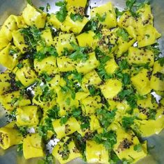 Recipe of khandvi in gujarati language gujaratifood recipe i khandvi recipe forumfinder Choice Image